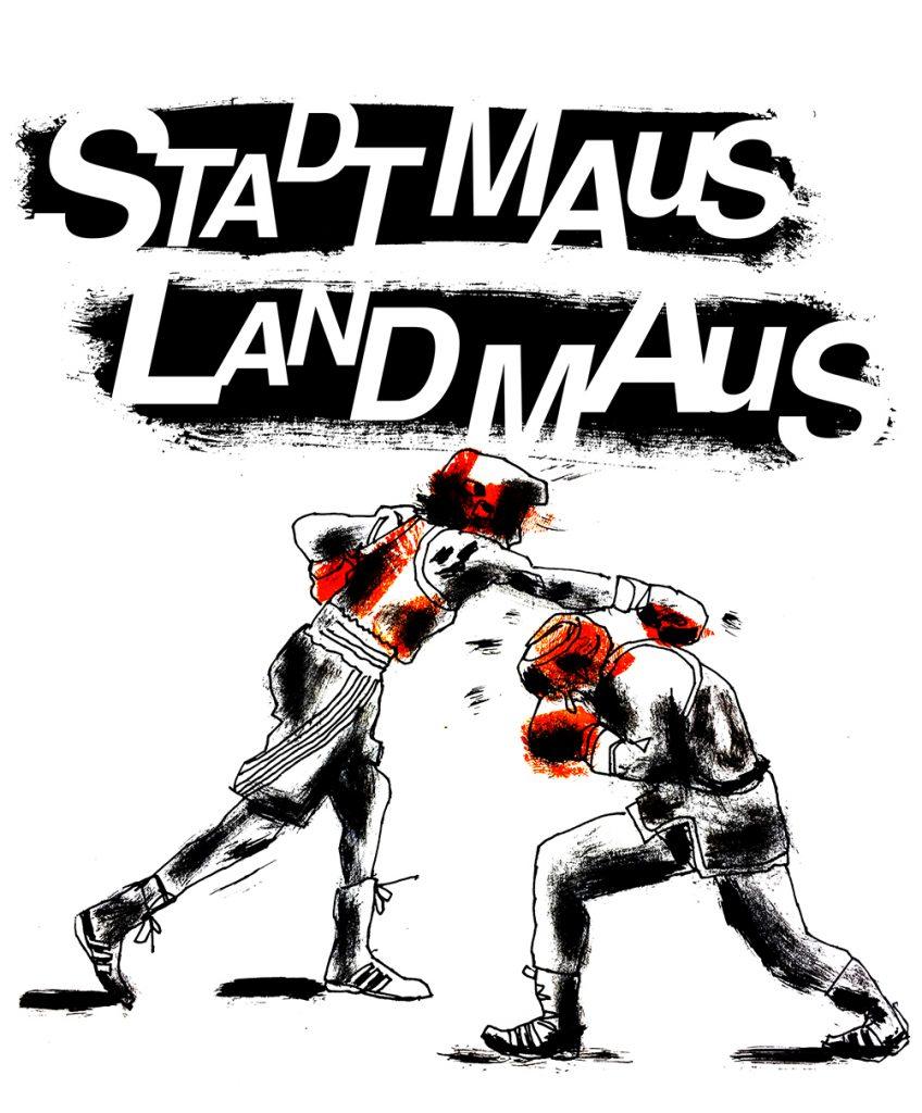 LANDMAUS VS STADTMAUS